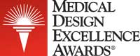 Medical Design Excellence Awards logo