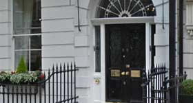 the tinnitus clinic london harley street outside
